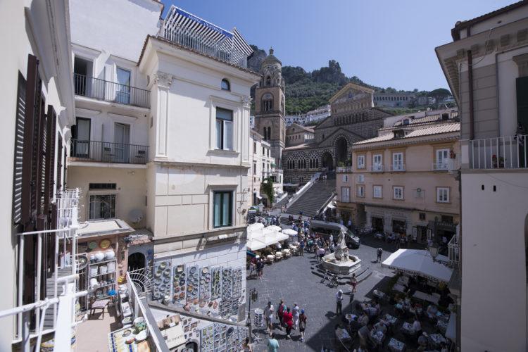La Bambagina B&B Piazza Duomo Amalfi